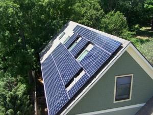 723 Spring St Ann Arbor Solar Panels
