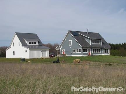 Michigan Leed Gold Home For Sale Featuring
