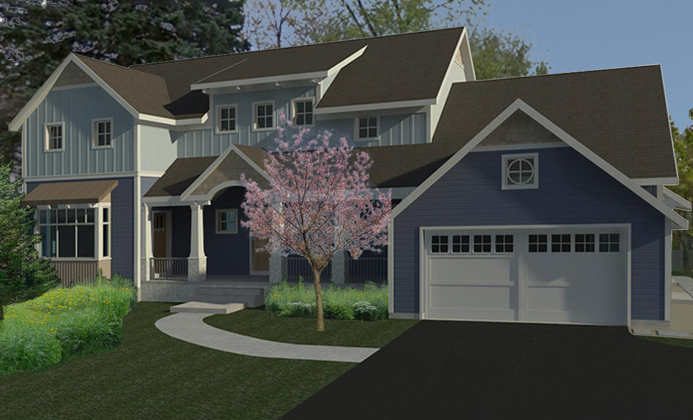 Northbrook Il To Get First Leed Platinum Home Greenhome