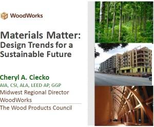 Logo for Woodworks
