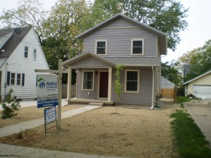 Habitat Energy Star Home