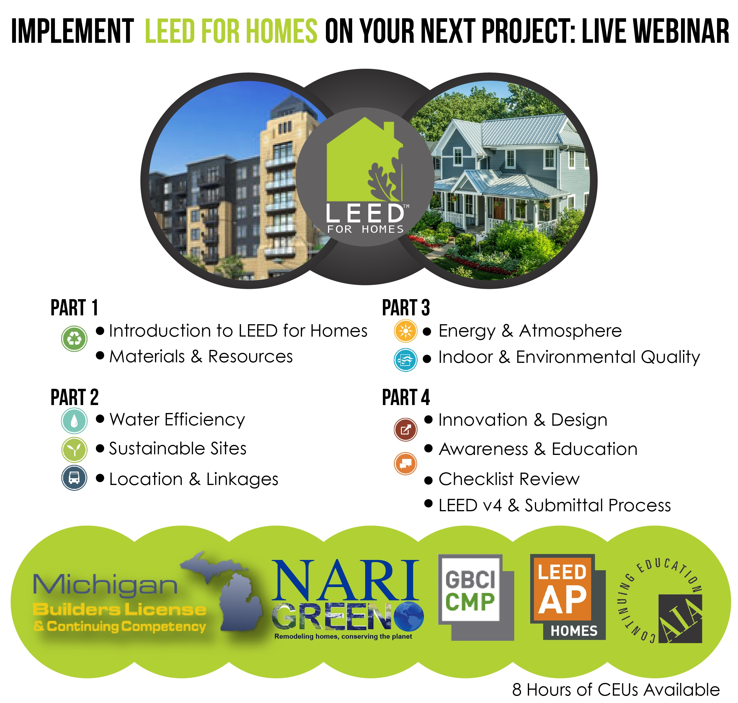 Leed For Homes Project Checklist Home Design