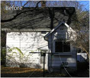Heritage Builders - Before
