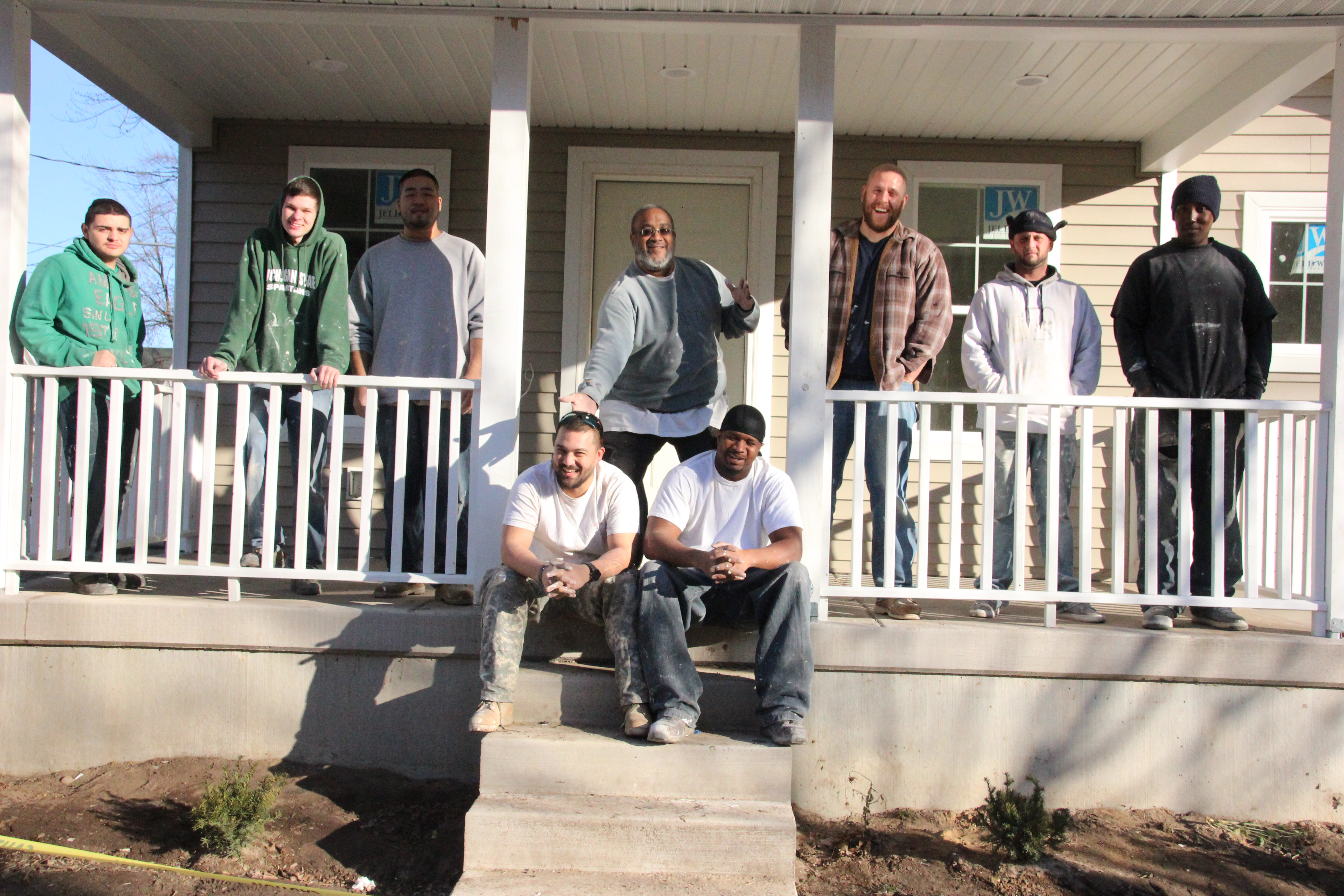 New Habitat Home Positioned To Receive Leed V4 Certification