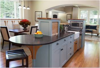 DiGiacomo Homes & Renovation Kitchen