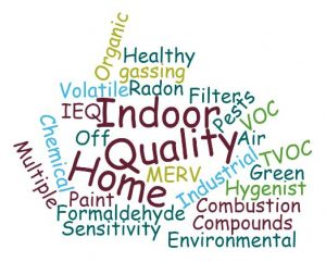 the new home construction process and chemical sensitivity