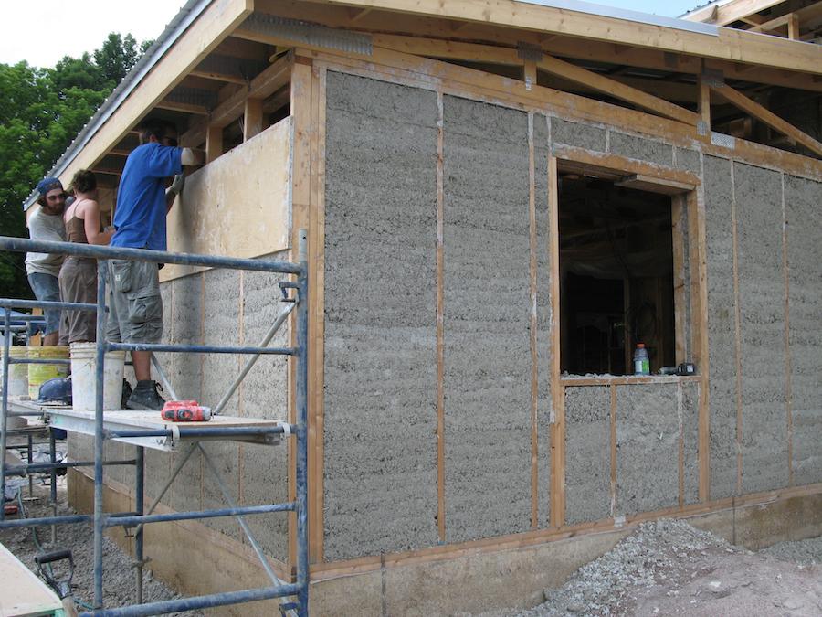 Introduction To Natural Hempcrete Construction Methods