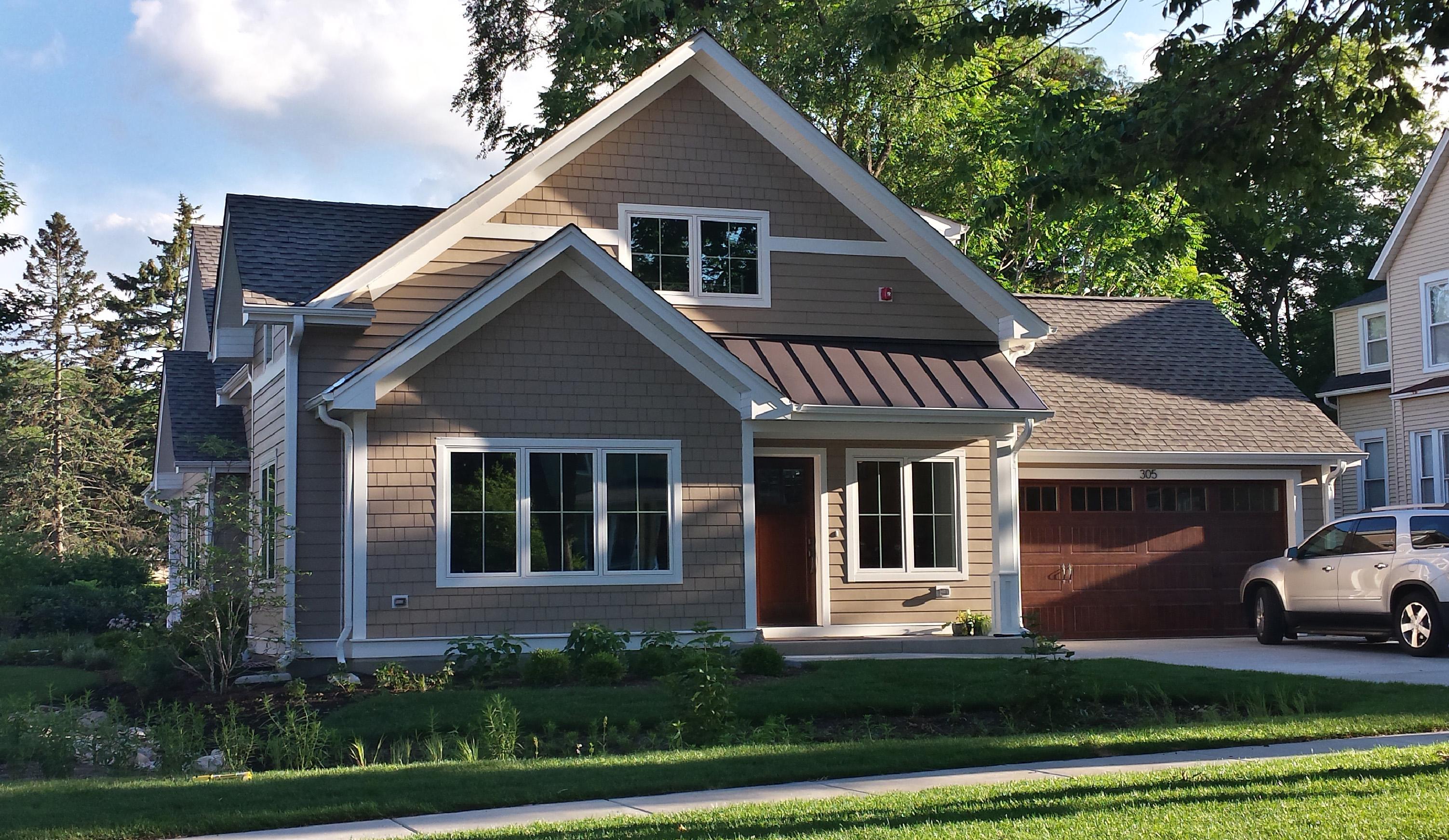 Leed Platinum Gold Smarthaus Duplex Greenhome Institute