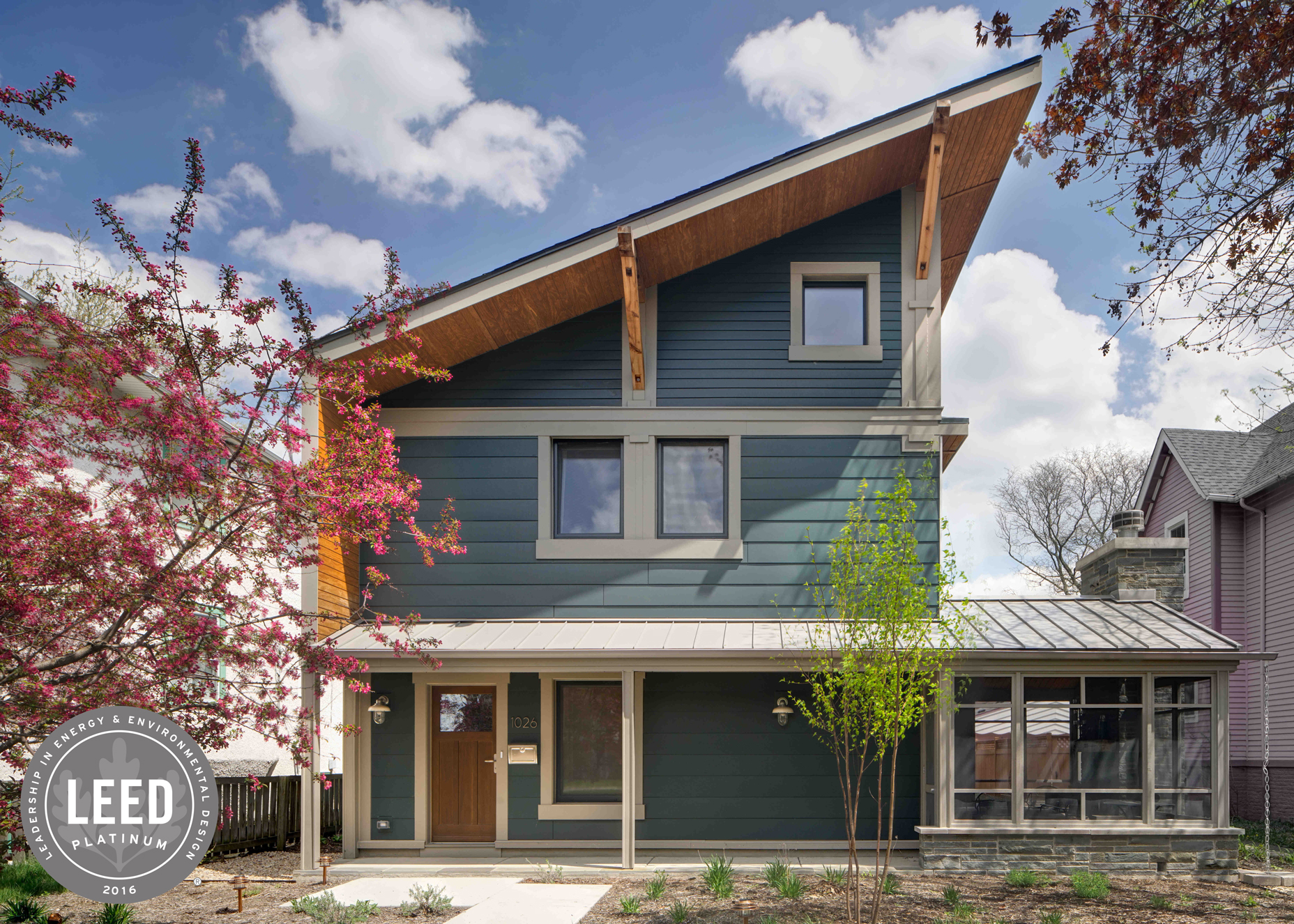 Members Tom Bassett-Dilley Architect \u0026 Habitat for Humanity Kent County featured in USGBC LEED Homes Awards & Members Tom Bassett-Dilley Architect \u0026 Habitat for Humanity Kent ...